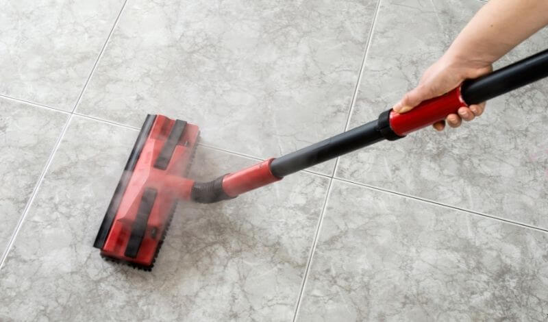 Are Steam Cleaners Good for Tile Floors